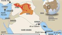 Amerikai támaszpontok a Közel-Keleten