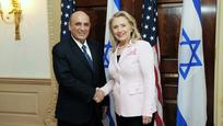 Clinton and Mofaz