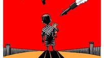 Gaza War Crimes by Carlos Latuff (2009)