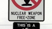 Nuclear weapon free zone