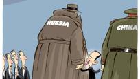 Oroszország - Szíria - Kína
